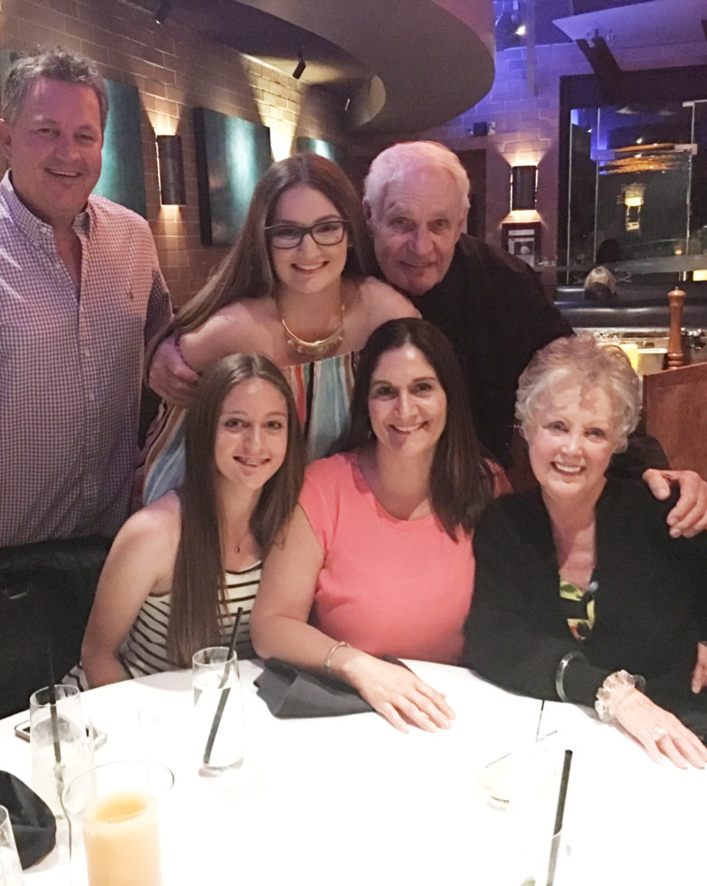 Crissman w Family